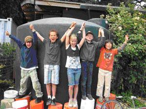 Rainwater Harvesting Tour