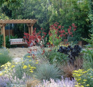 Eco-Friendly Garden Tour