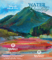 Cover art by Donna Solin for MMWD 2010 Annual Water Quality Report