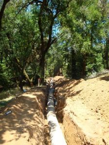 Phoenix Lake Pipeline Replacement Project