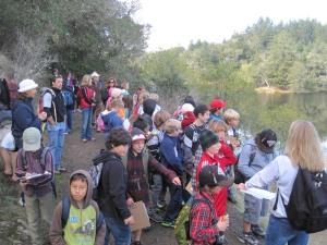 Water Walk field trip