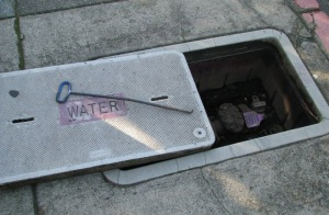 recycled water meter