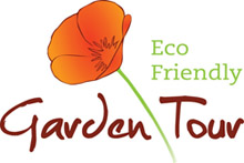 Eco Friendly Garden Tour May 14