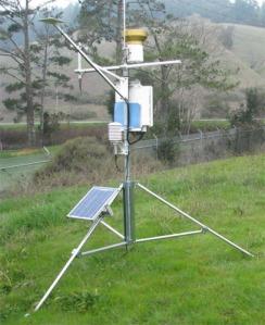 CIMIS weather station