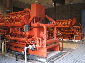 Pump engines