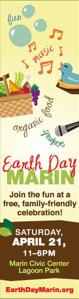 Earth Day Marin