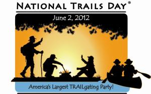 National Trails Day 2012 logo