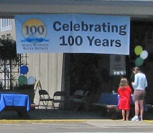 MMWD centennial open house May 5