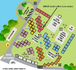 EcoFair Event Map