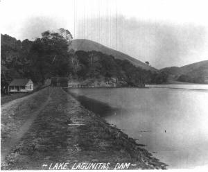 Lagunitas Dam