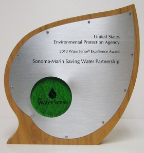 EPA WaterSense Excellence Award