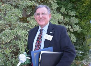 Mayor Gary Phillips of San Rafael