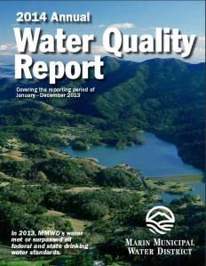 MMWD 2014 Annual Water Quality Report