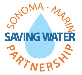 Sonoma Marin Saving Water Partnership logo