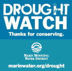 drought watch sticker